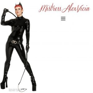 Mistress Alex Vicia