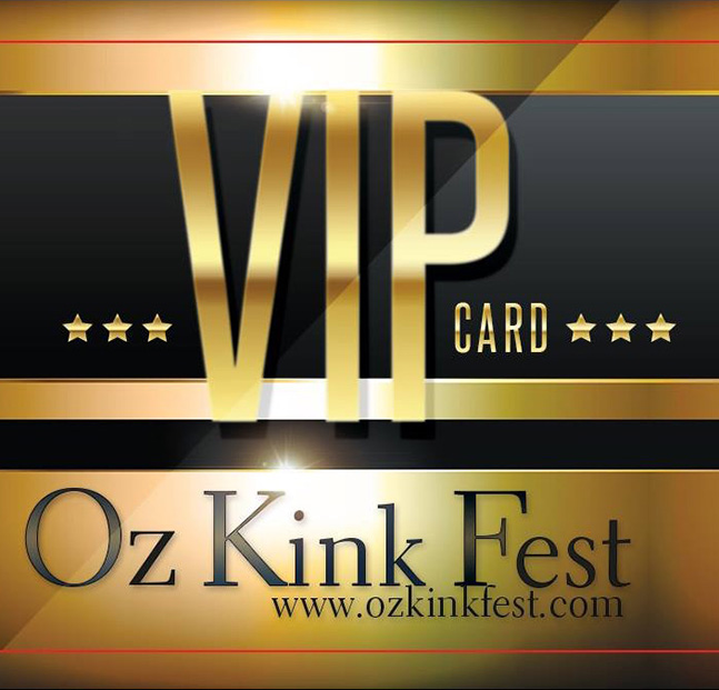 Mistress Alex and Oz Kink Festival