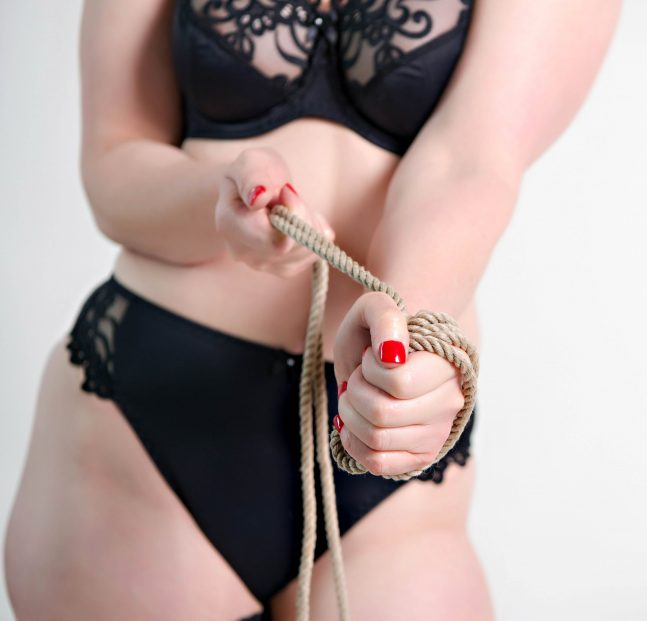 Shibari Mistress